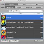 ブログにiPhoneアプリのリンクを簡単に貼る