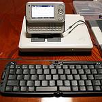 iPhoneで「ポメラ」用折りたたみキーボードの購入を検討