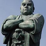 鹿児島旅9:とても大きな西郷隆盛に会える西郷公園に行った!とんでもなくデカイ西郷隆盛がそこに居たぞ
