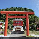 浦島太郎伝説の地である龍宮神社へ [鹿児島Vol.4]