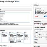 WordPressのバックアップで「BackWPup」をインストールしてみた