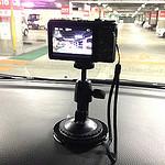 車に取り付けるカメラスタンドが安価なのに凄い良かった