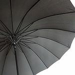 D2オリジナルの16本骨傘が結構しっかりしてて安くていいかもしんないよ