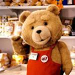 映画:ぬいぐるみのクマが生きている『テッド』をレンタルして見たぞの巻