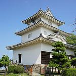 四国旅7:旅先に城があったので訪れた 石垣の美しい「丸亀城」に行ってきたぞ