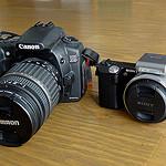 Canon「EOS 70D」を触ってしまった!うわ〜めっちゃ欲しいやんコレ