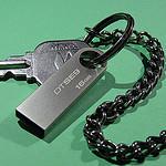 シルバーの金属製ボディがカッコイイKingstonの「USBメモリ」を買ってみたぞ