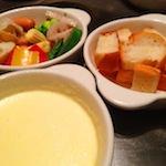 京都大丸の北出入口にある鉄板焼き屋「KO-KO-RO」のチーズフォンデュが美味しいんです!