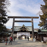 東京旅3:じいちゃんに会いに「靖国神社」へはじめて行ってきた!でも「日本武道館」がそこにw