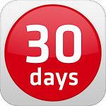 「30days Album」がYahoo!プレミアム連携でオリジナルサイズで写真をアップ出来るようになったぞ!