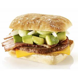 4/17〜のマクドナルド新商品は「アボカドバーガー」だぞ!子供向けに「ミートソースバーガー」も!