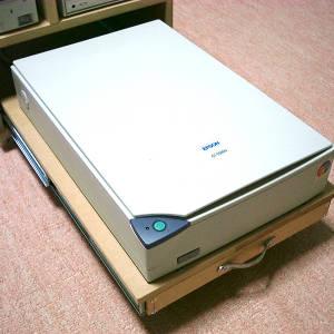 14年前に作った「スキャナーラック」は日曜大工を始める原点だ!パソコン周辺機器をまとめたかったのだ
