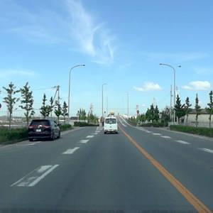 道の風景:新名神高速道路の建設で変わり行く国道24号線の風景 [2014年編]