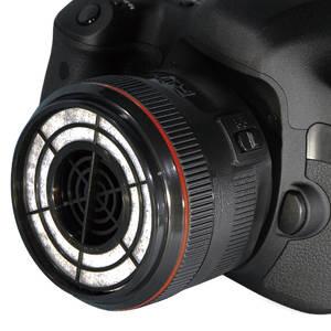 レンズ型カメラ掃除機「風塵」で一眼レフ内のホコリを一掃するぞ!これ面白いね