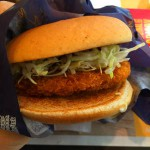 マック:「とんかつマックバーガー」を食す!美味しいぞコレが定番メニューになるのは嬉しい!