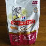 外猫アルのエサ事情「サイエンス・ダイエット」を美味しく食べるが高かった!でも食べるから仕方がないw