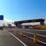 道の風景:新名神高速道路の建設で変わり行く国道24号線 城陽JCTの風景 [2015年春編]