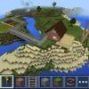 マイクラ:地底の家造りに飽きて海辺に小さな別荘を建ててみたよ!ここでスローライフ送るのだ