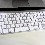 Apple のキーボードが新しくなったの?!この前買ったのに
