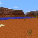 メサバイオーム発見!拠点へ堅焼き粘土を運ぶためにレールを引く【マインクラフト #030】