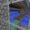 マイクラ:海底神殿を発見しガーディアントラップを作る!シーランタンゲットだぜ