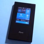 格安SIM導入でモバイルルーター「Aterm MR04LN」を購入!これで通信費を抑えられる