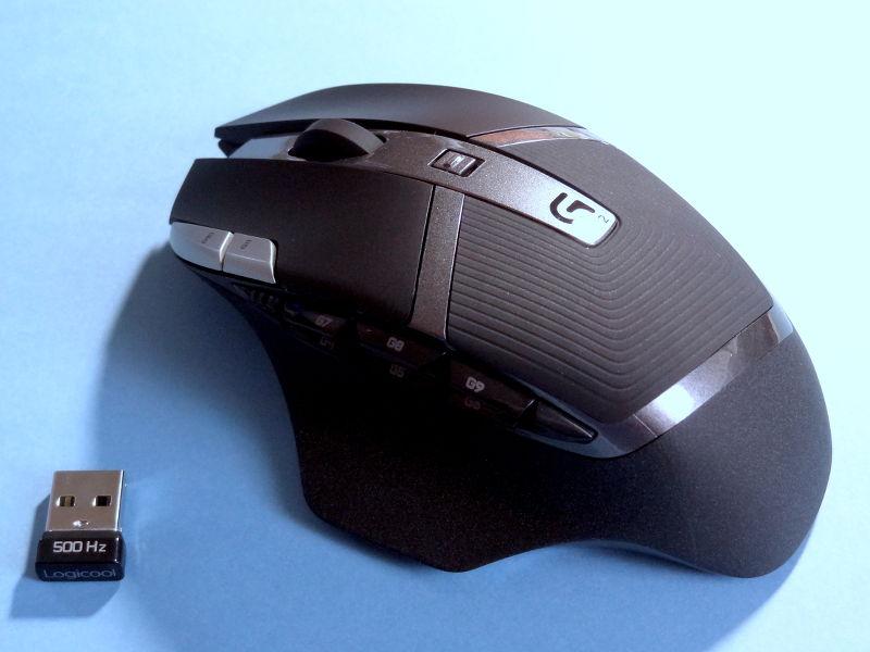 Logicool ゲーミングマウス G602