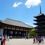 阿修羅像で有名な「興福寺」へ御朱印を頂きに再び訪れる:奈良観光2015-4