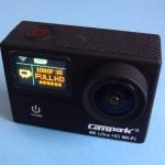 安価な「アクションカメラ」を購入し変わりゆく道路の風景を動画で記録する