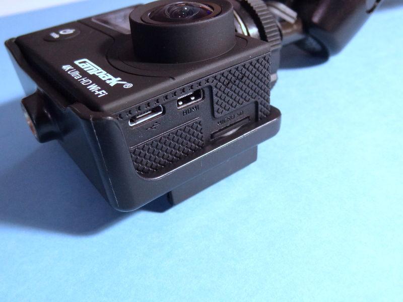 アクションカメラ Campark