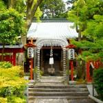 都七福神 福禄寿の御朱印を頂きに「赤山禅院」を訪れる:京都観光2015-17