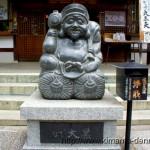 都七福神 大黒天の御朱印を頂きに「松ヶ崎大黒天」を訪れる:京都観光2015-18