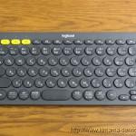 ロジクールのBluetooth マルチデバイス キーボード「K380」を購入!iPhoneの入力も楽になるぞ
