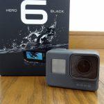 GoPro HERO6を購入して動画撮りまくり!映像の綺麗さに購入して間違いはなかったと実感