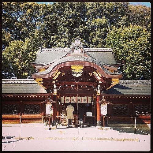 今宮神社 / Imamiya-jinja Shrine