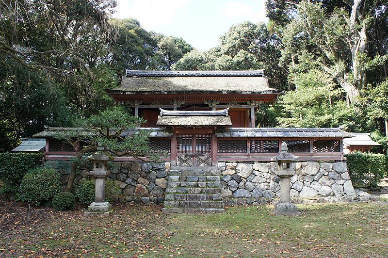 醍醐寺(下醍醐) 清瀧宮本殿