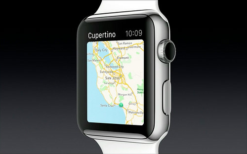 Apple WATCH(Map)