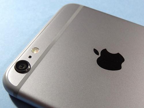iPhone 6 Plus(カメラレンズ)