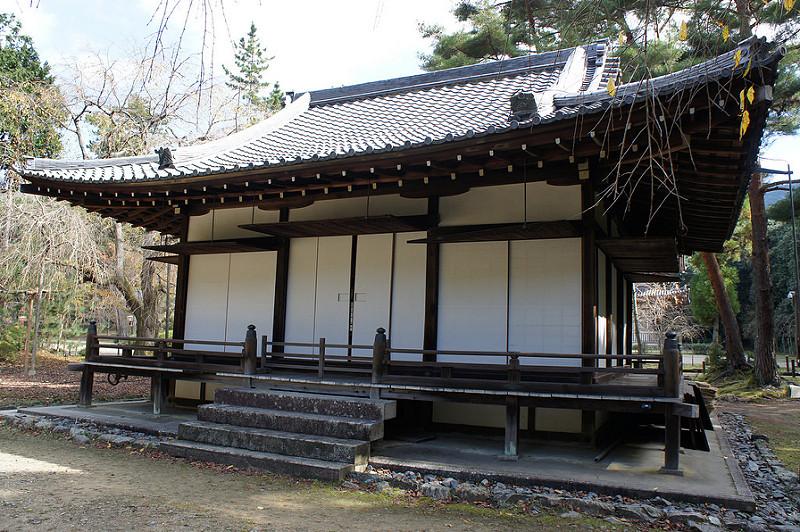 醍醐寺(下醍醐) 清瀧宮拝殿