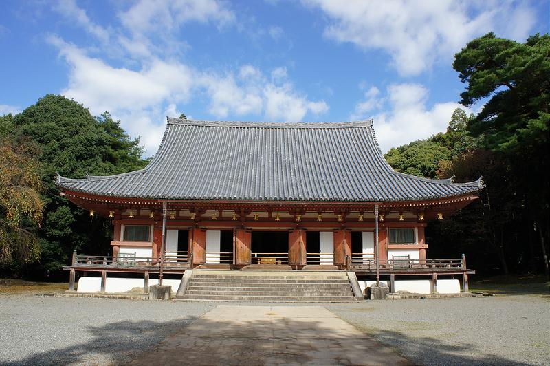 醍醐寺(下醍醐) 金堂