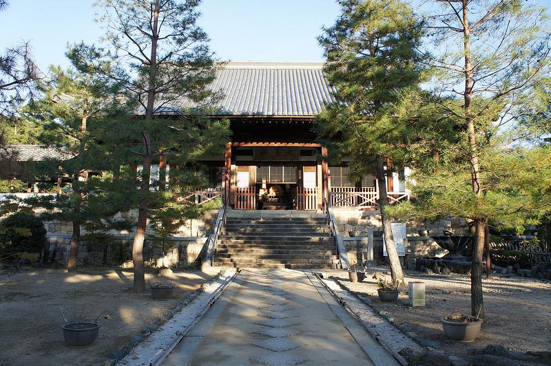 天王殿/黄檗山萬福寺(Manpuku-ji Temple)
