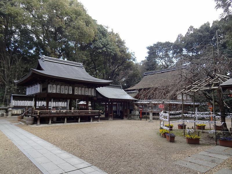 荒見神社(Arami-jinja Shrine) / 境内