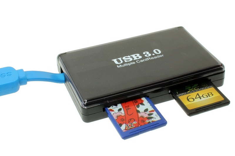 USB3.0対応マルチカードリーダー(1)