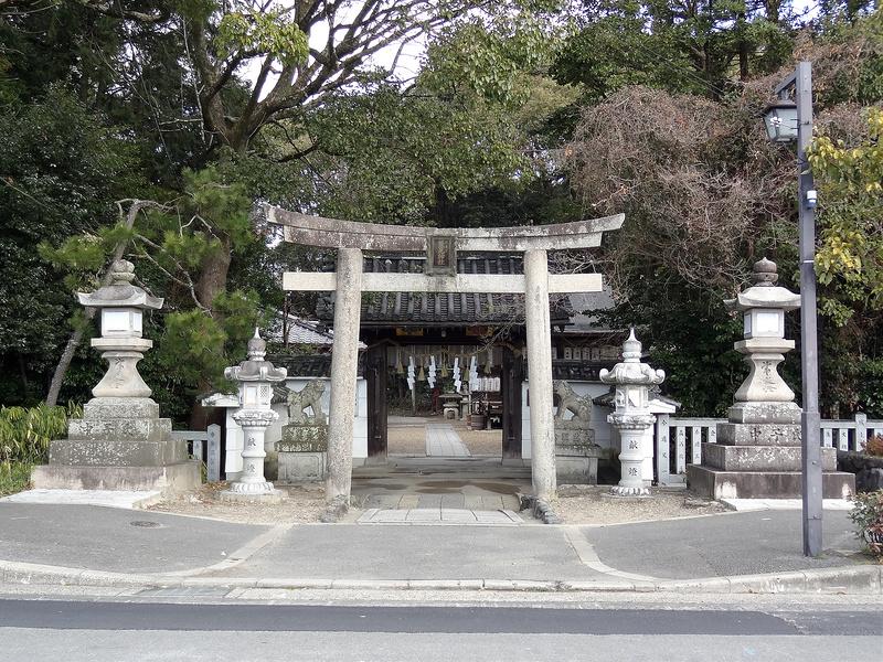 荒見神社(Arami-jinja Shrine) / 鳥居