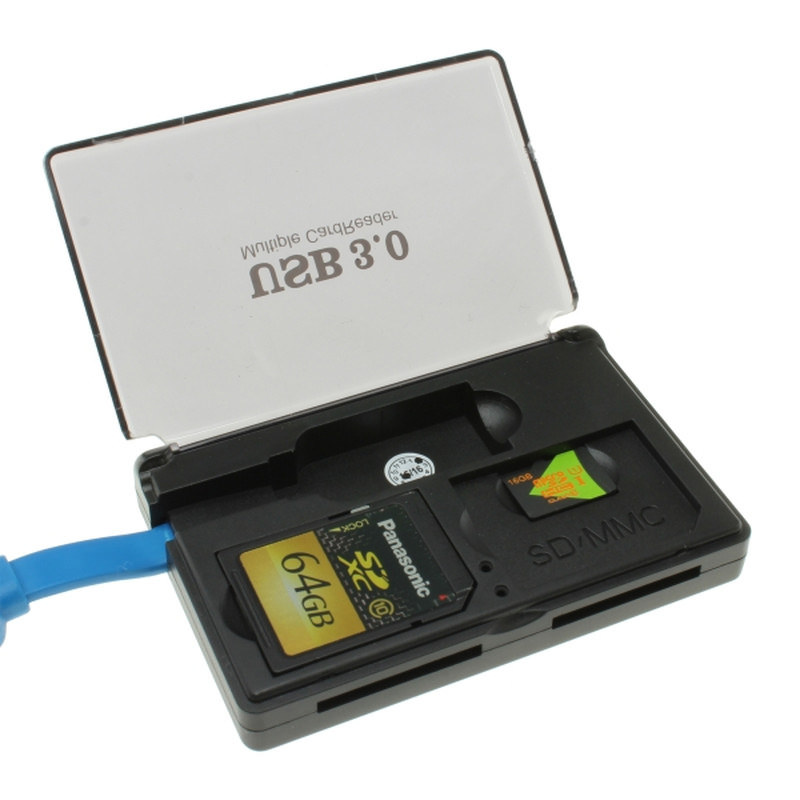 USB3.0対応マルチカードリーダー(2)