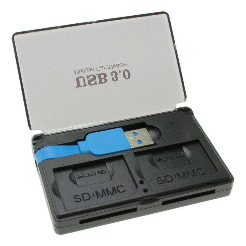 USB3.0対応マルチカードリーダー(3)