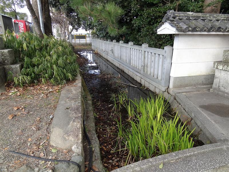 荒見神社(Arami-jinja Shrine) / お堀