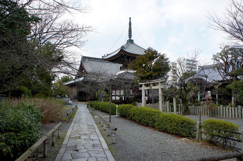 境内/本法寺(Honpo-ji Temple / Kyoto City)