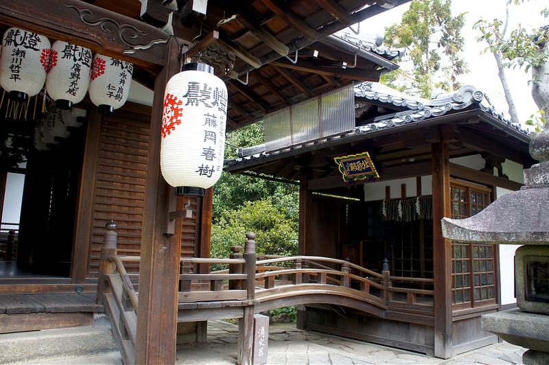 摩利支天堂/本法寺(Honpo-ji Temple / Kyoto City)