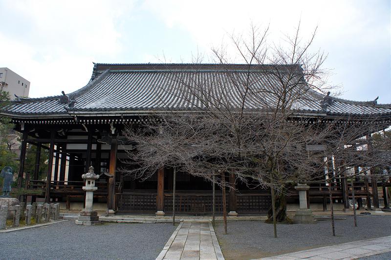 本堂/本法寺(Honpo-ji Temple / Kyoto City)